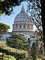 St. Peter's Basilica and Gardens of Vatican City (39834948623).jpg