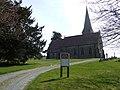 St. Peter's church, Evenjobb - geograph.org.uk - 605427.jpg