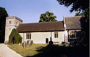 Chaddleworth - Image: St Andrew, Chaddleworth geograph.org.uk 1538204