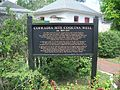 St Aug FL Cofradia Coquina Well sign01.jpg