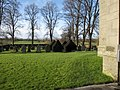 St Deiniol's, Worthenbury - graveyard - geograph.org.uk - 1129476.jpg