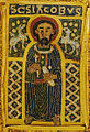 St Jacob on the Holy Crown of Hungary.jpg