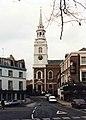 St James, Clerkenwell Close, Clerkenwell, London EC1 - geograph.org.uk - 2157571.jpg