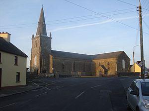 Milltown Malbay - Image: St Joseph's Church Milltown Malbay