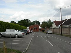 St Leonards, village hall - geograph.org.uk - 2002891.jpg