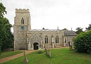 Starston - Image: St Margaret, Starston, Norfolk geograph.org.uk 1475740