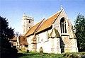 St Peter, Little Wittenham - geograph.org.uk - 1545286.jpg
