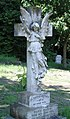St Peter and St Paul, Temple Ewell, Kent - Churchyard - geograph.org.uk - 325573.jpg