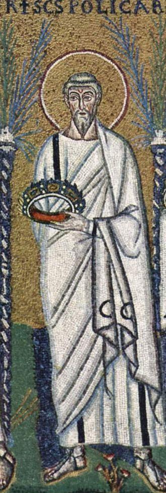 Martyrdom of Polycarp - St Polycarp, Bishop of Smyrna