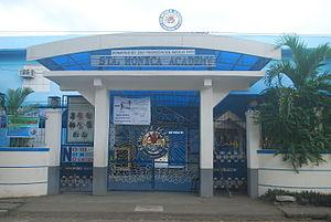 Baao, Camarines Sur - St. Monica Academy
