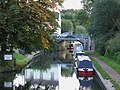 Staffordshire and Worcestershire Canal, Wolverhampton - geograph.org.uk - 1021886.jpg