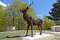 Stag Sculpture - Flickr - berniedup.jpg