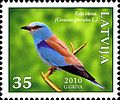 Stamps of Latvia, 2010-11.jpg