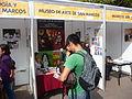 Stand en Feria de Museos 2013 MA-UNMSM 02.JPG
