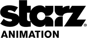 Arc Productions - Logo of Starz Animation