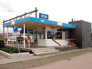 Heerhugowaard railway station railway station