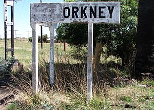 2014 Orkney earthquake - Orkney, North West