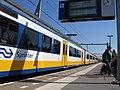 Station Overvecht, perron. Utrecht, 2019 - 1.jpg