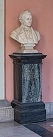 Stephan Ladislaus Endlicher (Nr. 30) Bust in the Arkadenhof, University of Vienna -2216.jpg