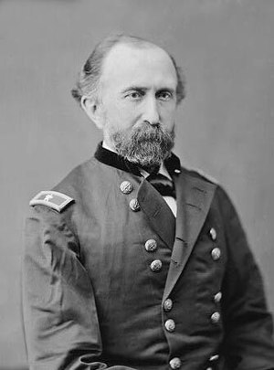 Stephen Vincent Benet (Army General) - Brigadier General Stephen Vincent Benet