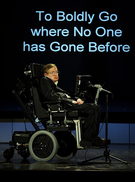 Stephen Hawking Warns Space Colonies are Humankind's Last Hope