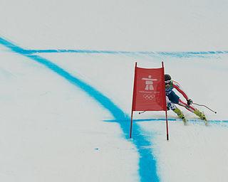 Steven Nyman American alpine skier