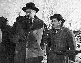 timeless design 872e1 60afc The Overcoat (1952 film) - Wikipedia