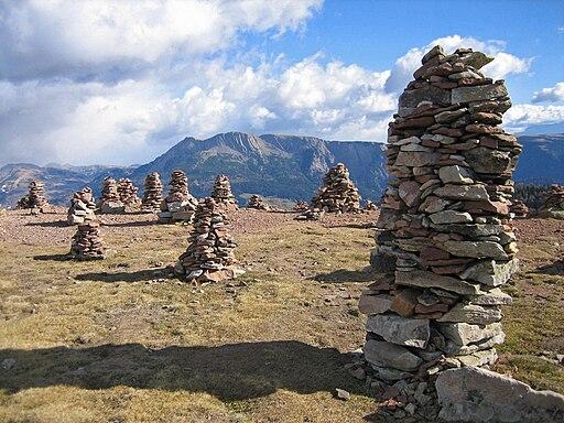 Stoanerne Mandln - South Tyrol 02