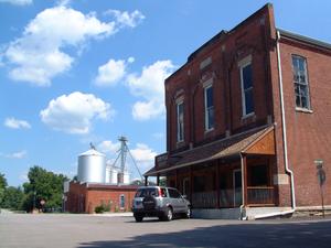 Stockwell, Indiana - Image: Stockwell Indiana market