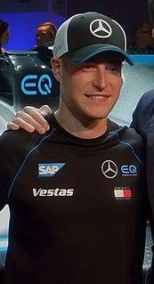 Stoffel Vandoorne Belgian racing driver