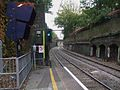 Stoke Newington stn look south3.JPG