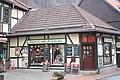 Stolberg (Harz), a shop on the Niedergasse.jpg