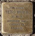 Stolperstein Brunnenstr 195 (Mitte) Georg Winter.jpg