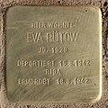 Stolperstein Caspar-Theyß-Str 26 (Schma) Eva Bütow.jpg