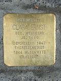 Stolperstein Clara Ernst.jpg