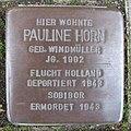 Stolperstein Pauline Horn in Beckum.nnw.jpg