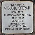 Stolperstein für Augusto Sperati (Rom).jpg