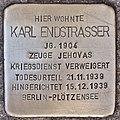 Stolperstein für Karl Endstrasser.JPG