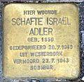 Stolpersteine Gouda Oosthaven31 (detail 1).jpg