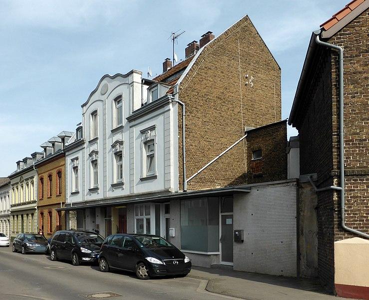 Salmstraße Köln