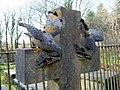 Stone doves - geograph.org.uk - 751394.jpg