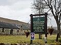 Stonelands Farmyard, Sign - geograph.org.uk - 1768578.jpg