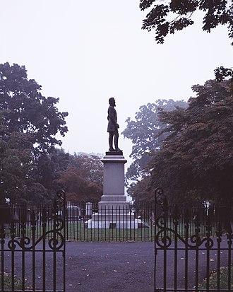 Edward Virginius Valentine - Stonewall Jackson Monument, Lexington, Virginia