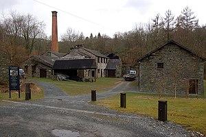 Stott Park Bobbin Mill - Stott Park Bobbin Mill