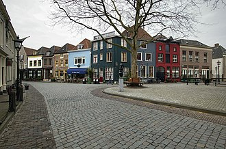 Doesburg - Square in Doesburg