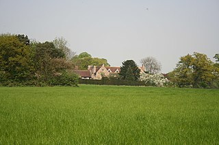 Stragglethorpe Human settlement in England