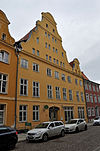Stralsund, Semlower Straße 31 (2012-03-11), by Klugschnacker in Wikipedia.jpg
