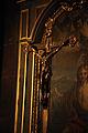 Strasbourg, cathédrale, transept, croix d'autel de 1765.jpg