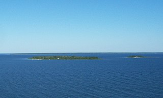 Strawberry Islands Group of islands in Lake Michigan