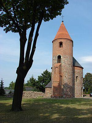 Strzelno - Church of Saint Procopius